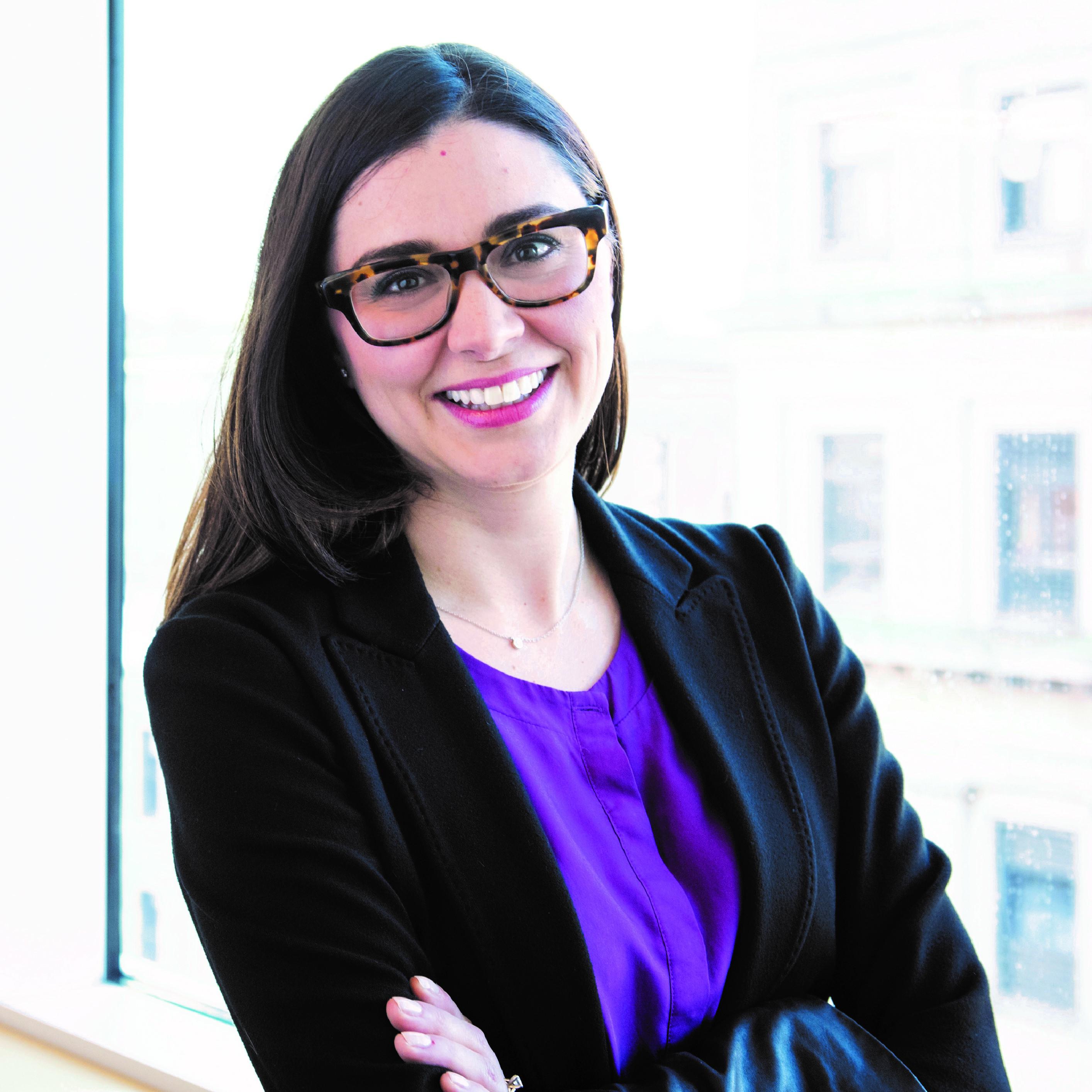 La professeure Silvia Bonaccio