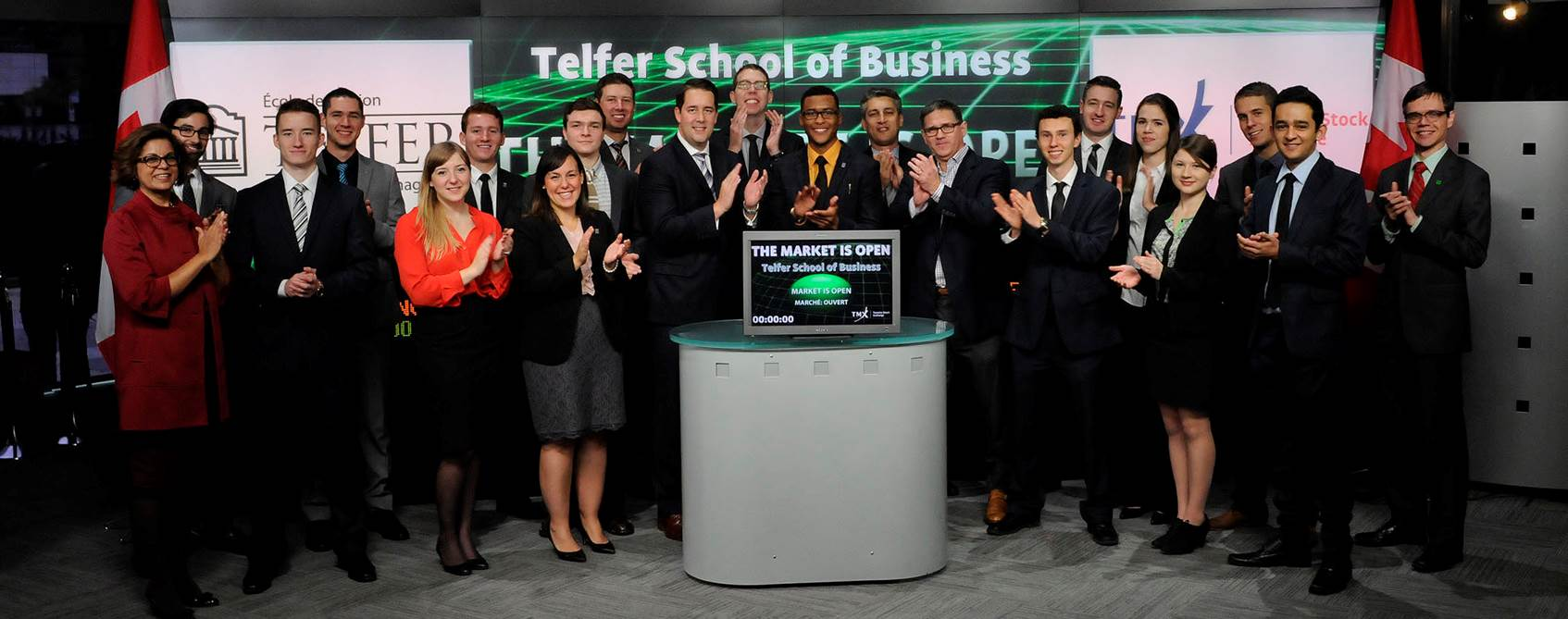 Telfer Opening the Market