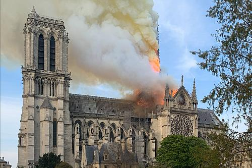 Rebuilding Notre Dame will be a complex project