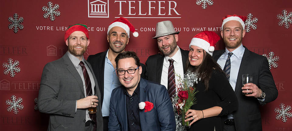 Photo Gallery: Relive the 2016 Alumni Holiday Party