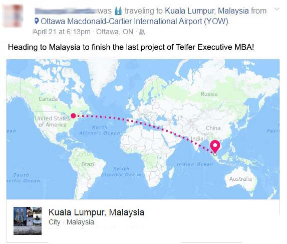 International business consulting trip 2017 blog series blog 1 the facebook post about travel gumiabroncs Choice Image