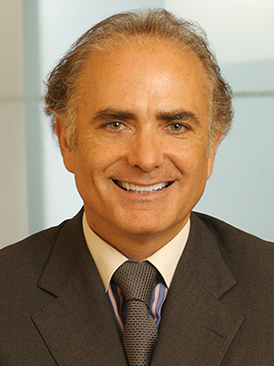 Order of Canada 2018 inductee Calin Rovinescu, C.M., President and CEO of Air Canada, Chancellor at University of Ottawa
