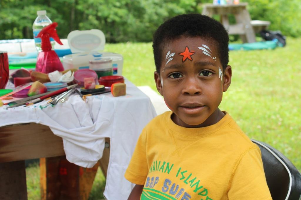 2015 Summer in the Park Family Event