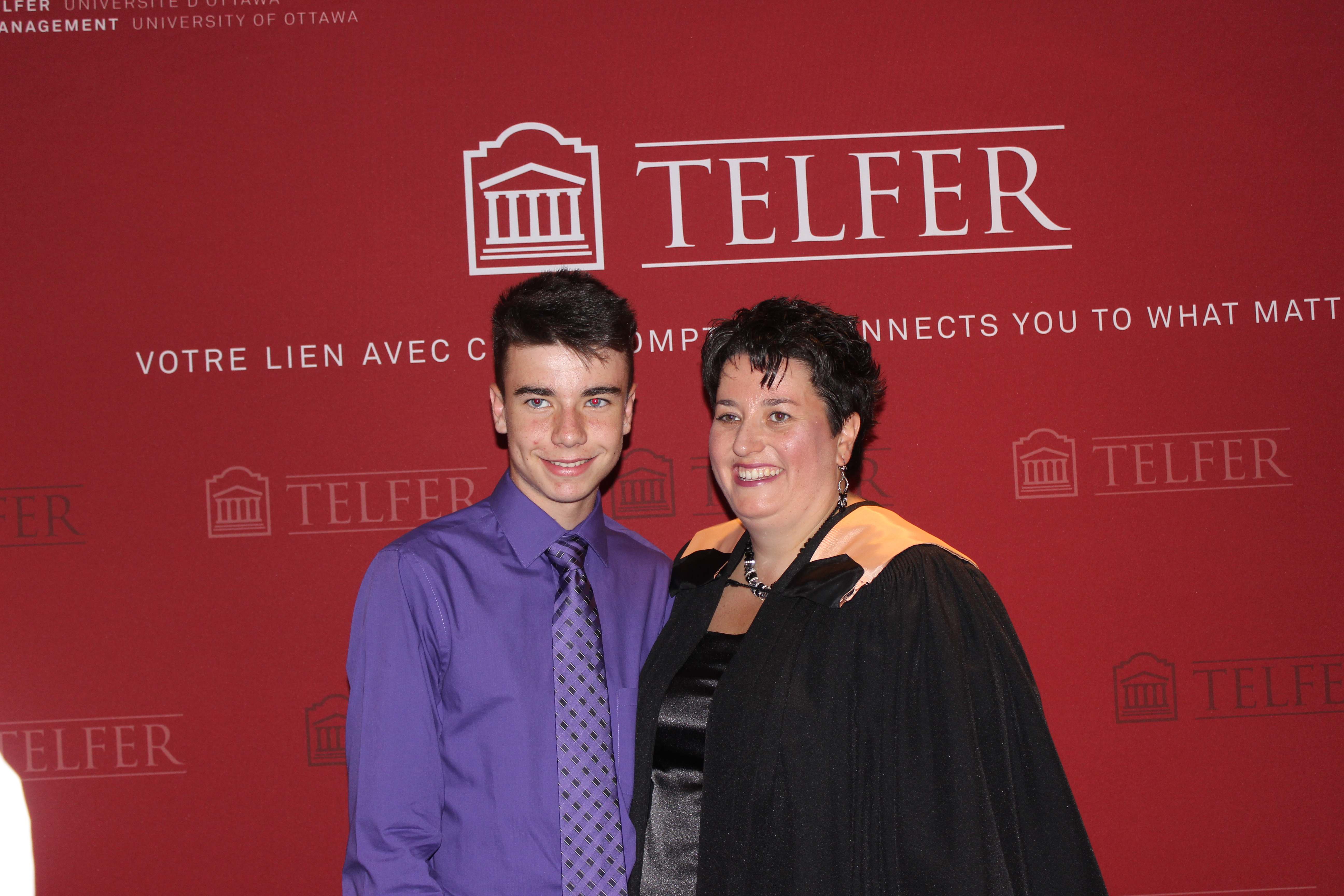 Telfer Executive MBA Class of 2016 Convocation