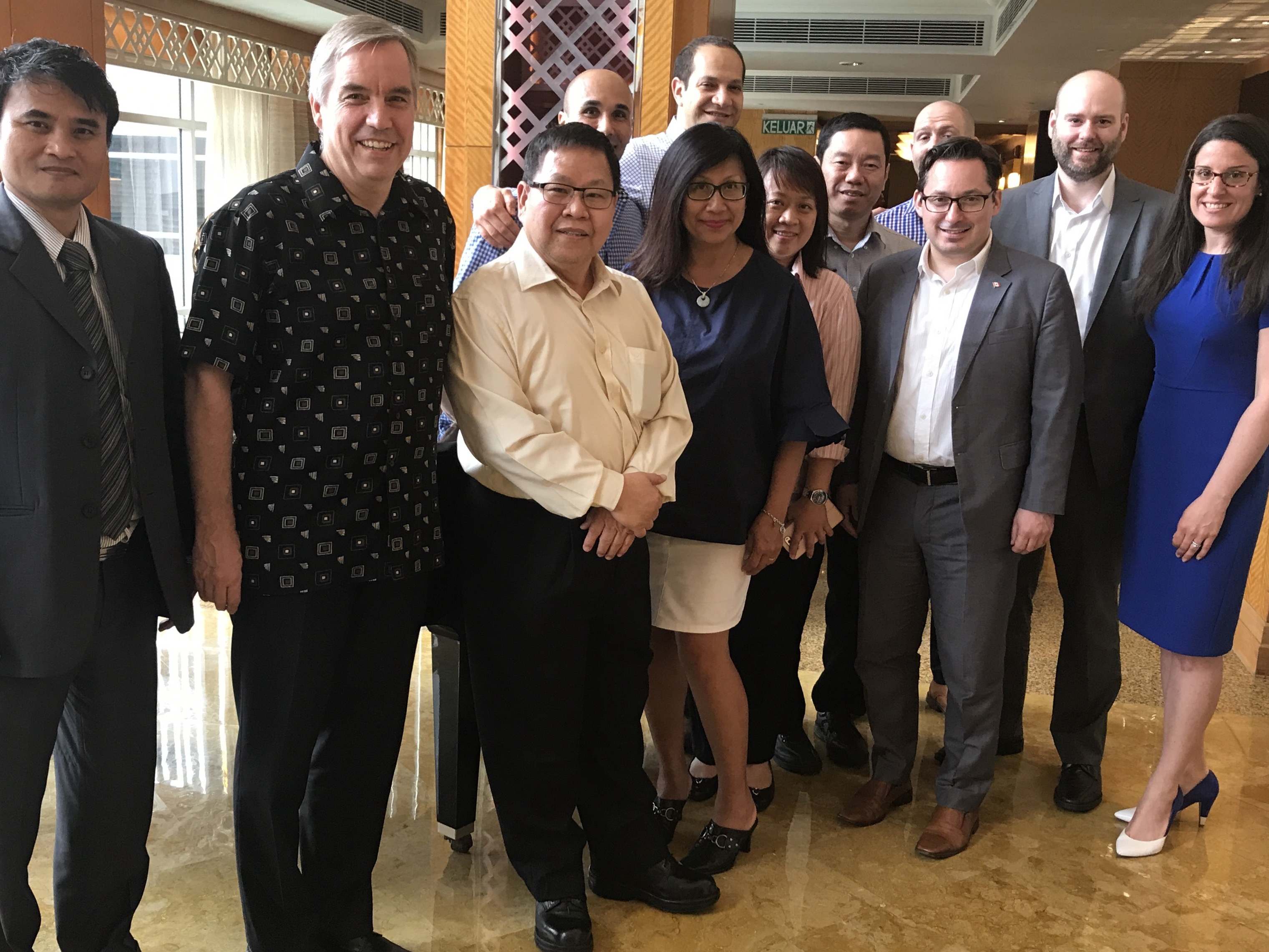 2017 International Business Consulting Trip to Kuala Lumpur