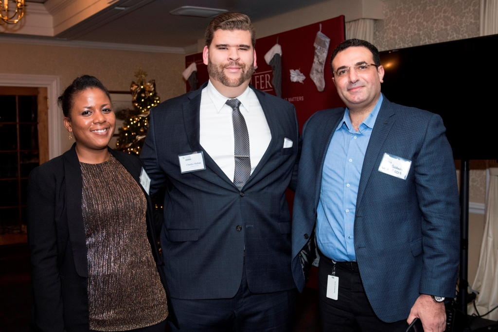 Annual Alumni Holiday Party