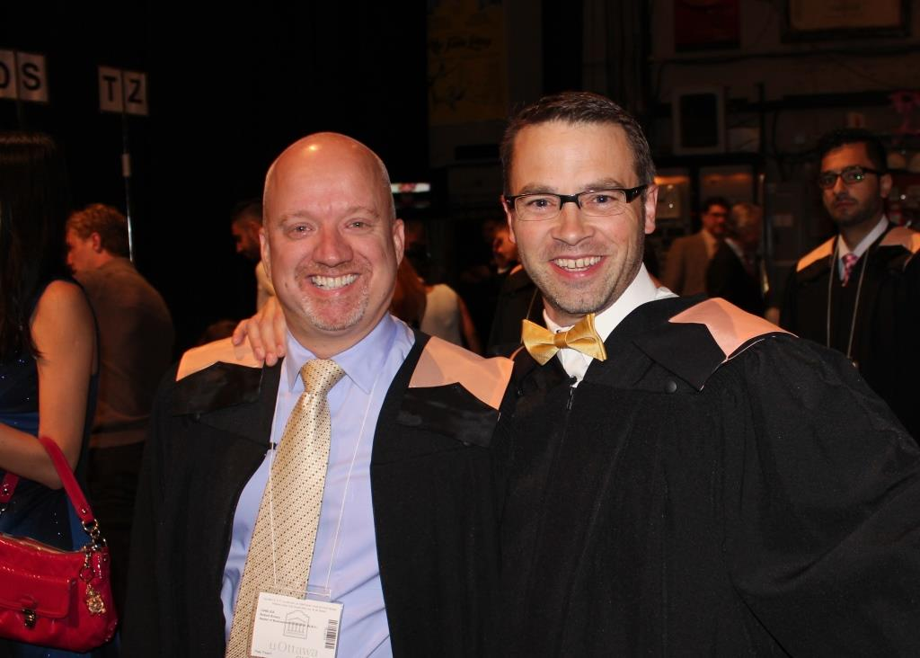 Telfer Executive MBA Class of 2015 Convocation