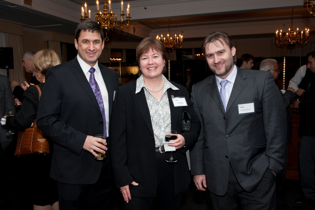 Telfer Executive MBA Alumni Association Holiday Party
