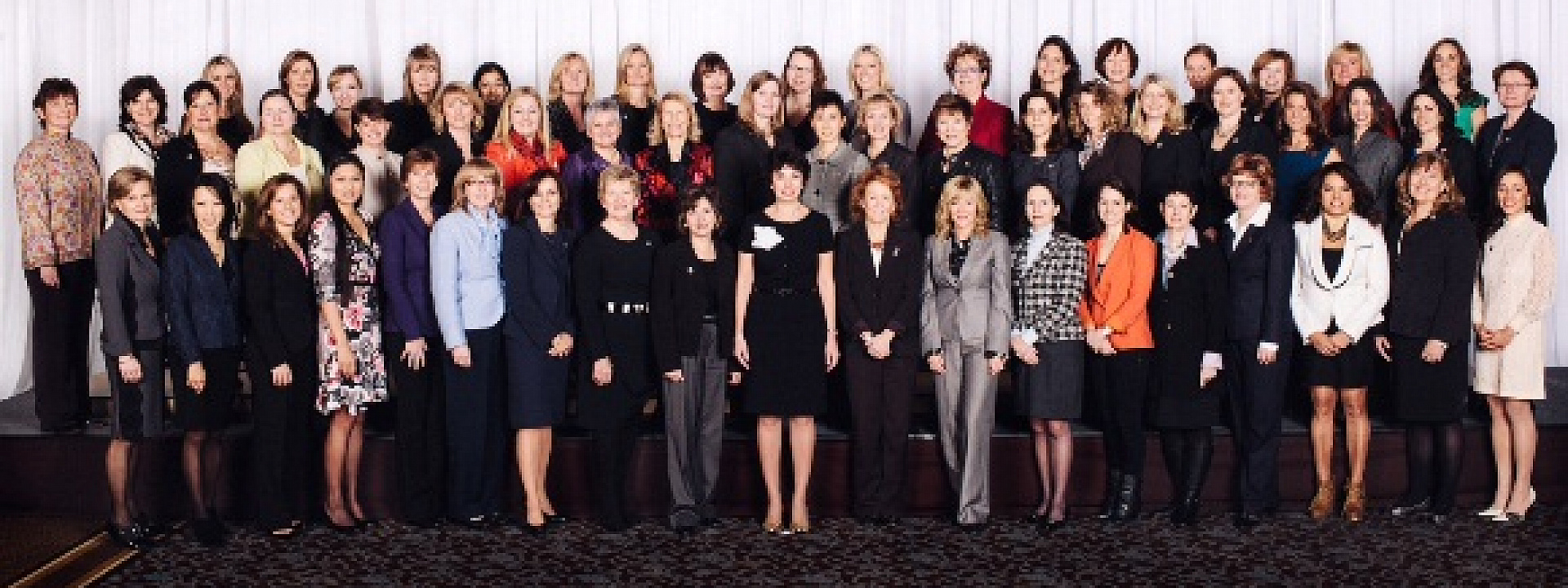 Top 100 most powerful women in Canada