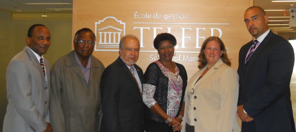 Telfer Students Promote the Fair Trade of Cocoa in Haiti