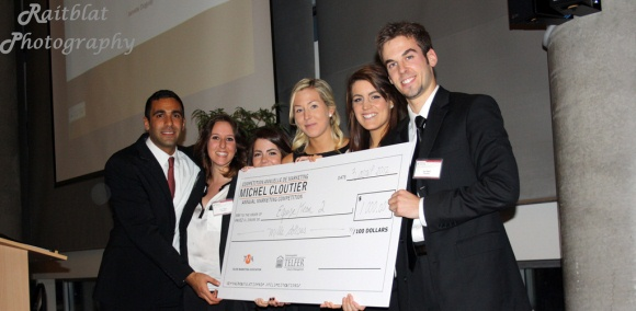 Winter 2012 Michel Cloutier Marketing Competition (27th edition)