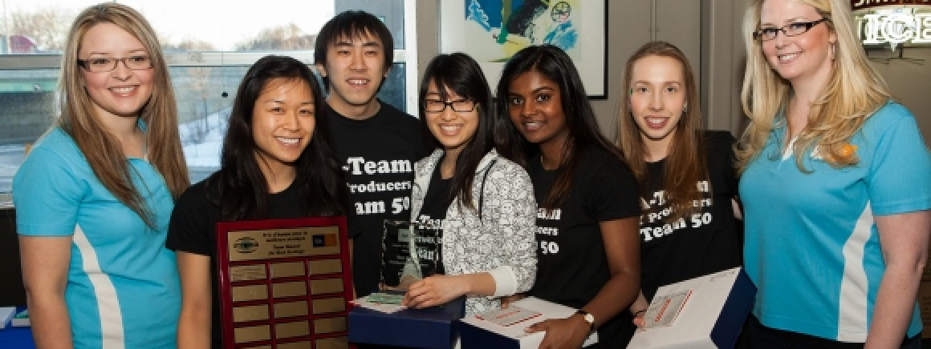 Telfer School Students Shine in CGA Ontario Intopia Strategy Simulation