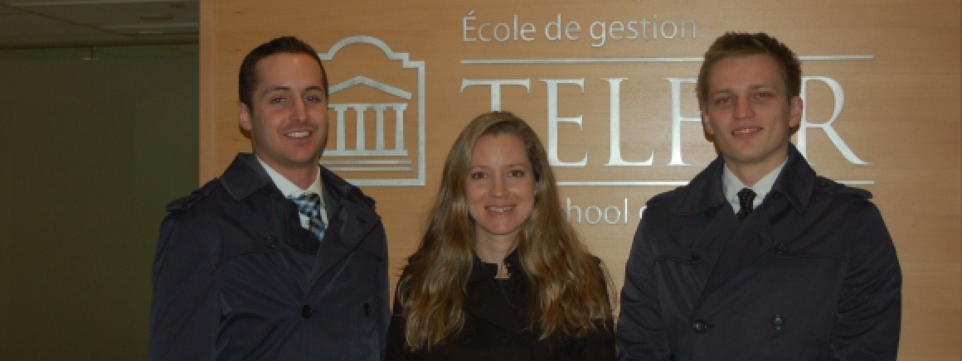 BCom Students compete in CaseIT in Vancouver
