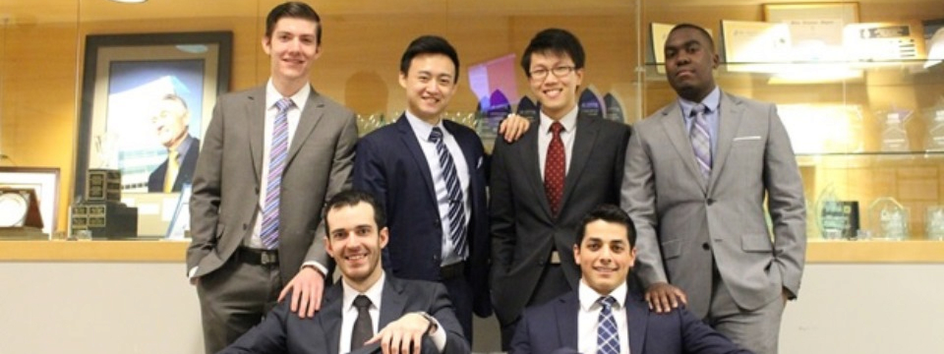 Telfer Performs at World's Largest Trading Competition in Toronto