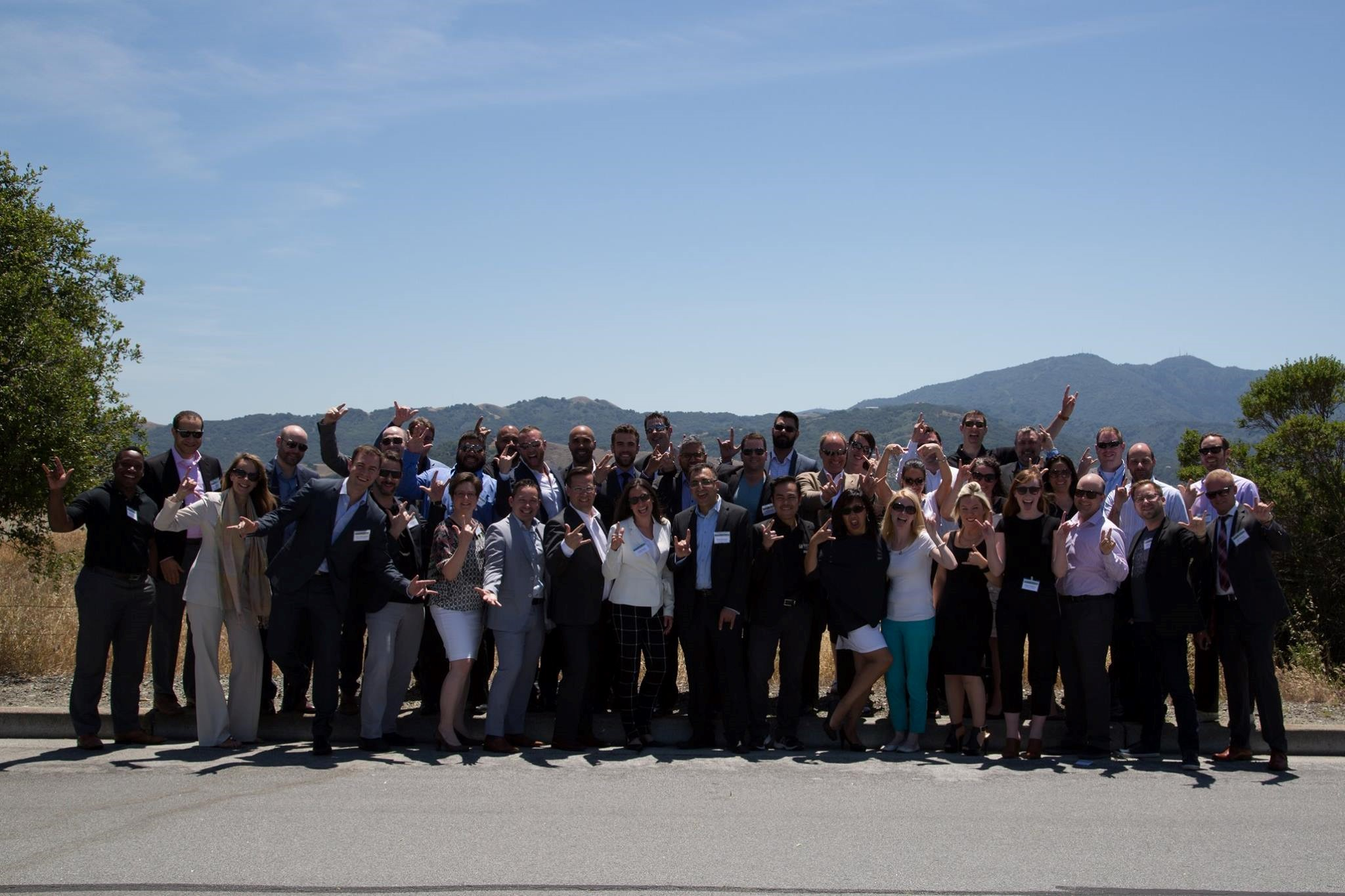 University of Ottawa's Telfer School of Management Executive MBA annual class trip to the Silicon Valley