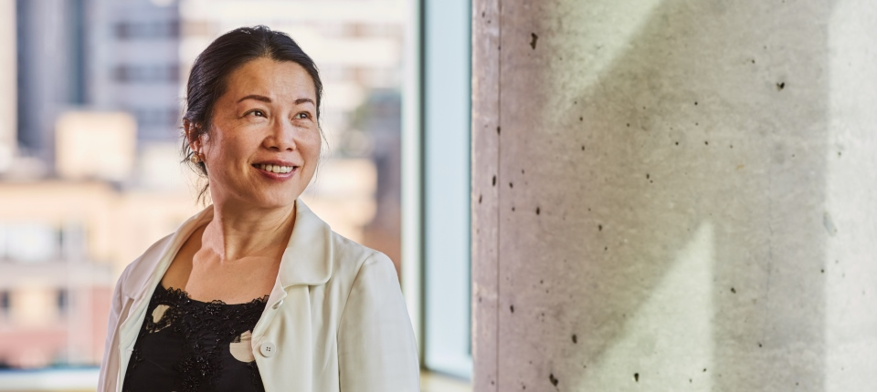 Tiemei Li tackles OFC-involved bank risks