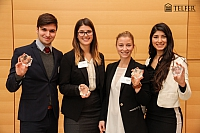 Congratulations to the finalists of the Accounting Case Competition