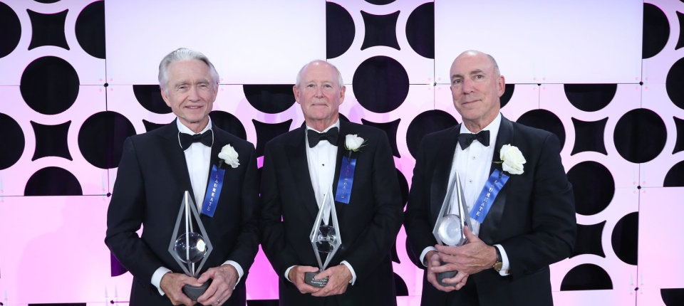 Ian Telfer intronisé au Business Laureates of BC Hall of Fame