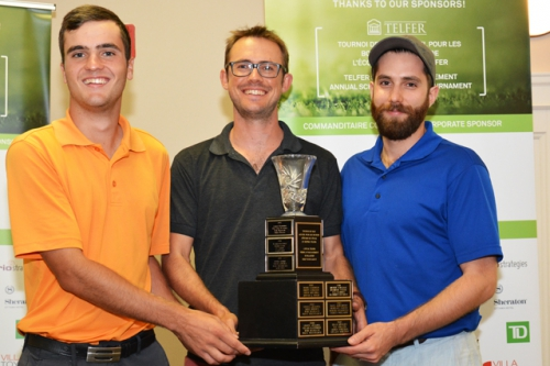 Thank you - 23rd Annual Telfer Scholarship Golf Tournament