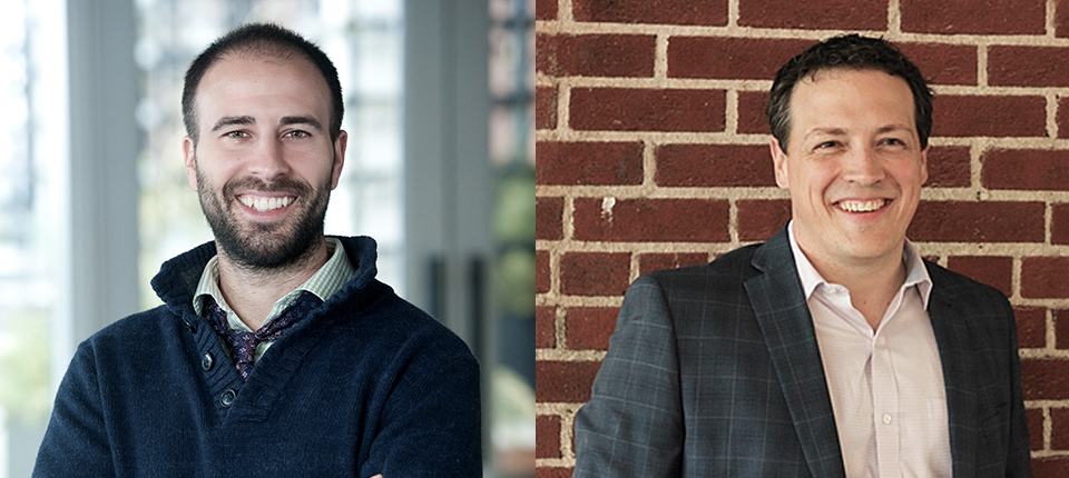 Two alumni named to 2017 Forty Under 40 list