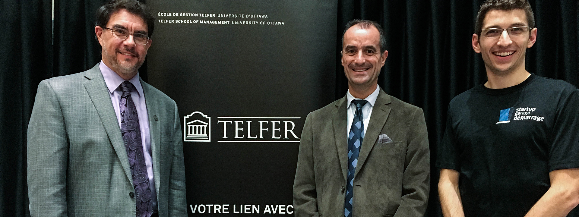 Logan Katz LLP renews loyal support with $100,000 contribution to Telfer School