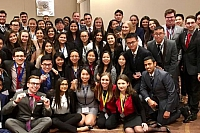 Group of DECA uOttawa
