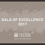 2017 GALA OF EXCELLENCE