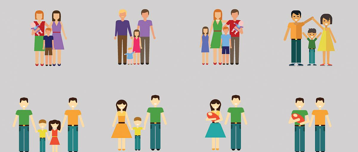 How different families shape family businesses