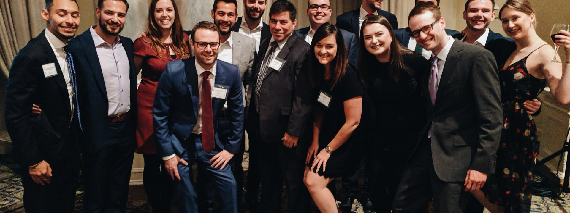 The Entrepreneurs' Club hosts their 27th Annual Toast to Success Dinner