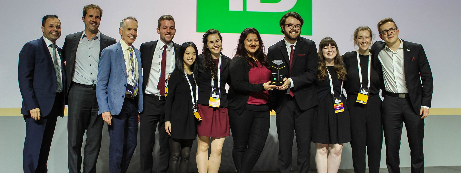 Enactus uOttawa named Entrepreneurship National Champion for the Growcer
