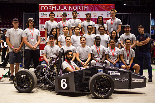 Formula uOttawa: New Student-Led Team Brings Collaboration Between Faculties