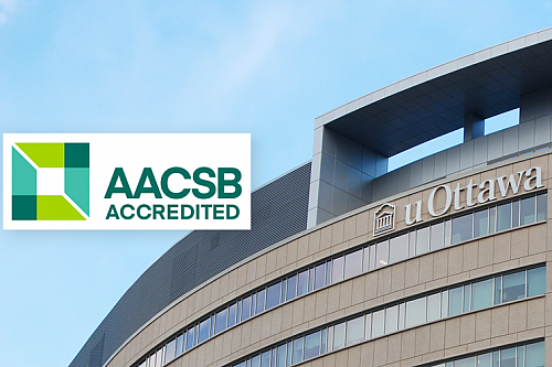 Telfer School maintains prestigious AACSB business accreditation