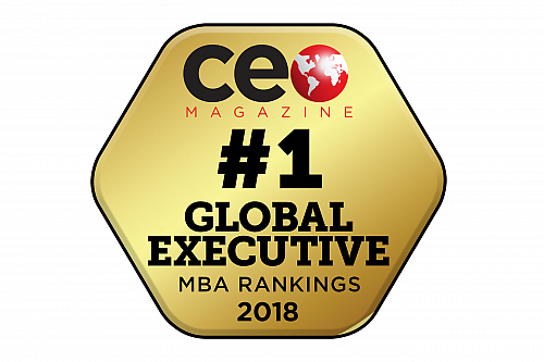 CEO Magazine Badge