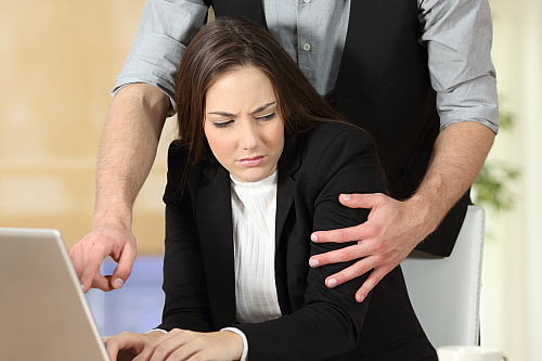 Who are the primary victims of workplace sexual harassment?