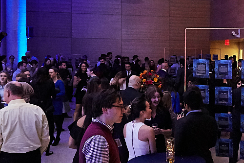 Shooting for the stars – the 2018 Telfer Career Centre Celebration