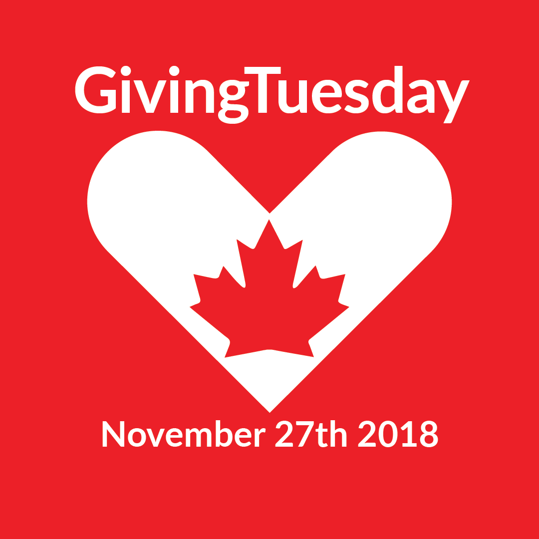 Giving Tuesday Heart Graphic
