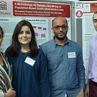 Electronic Business Technology students shine in the 2018 Engineering and Computer Science Graduate Poster Competition