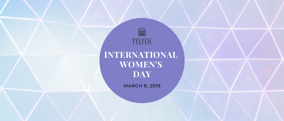Celebrating our Female Alumni on International Women's Day