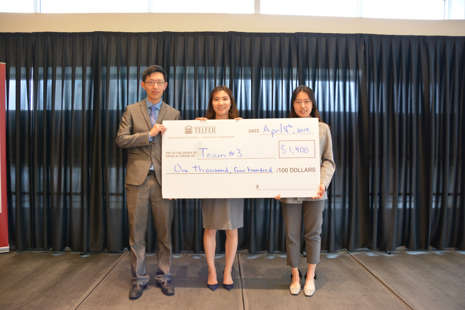 finance capstone 2019 winners