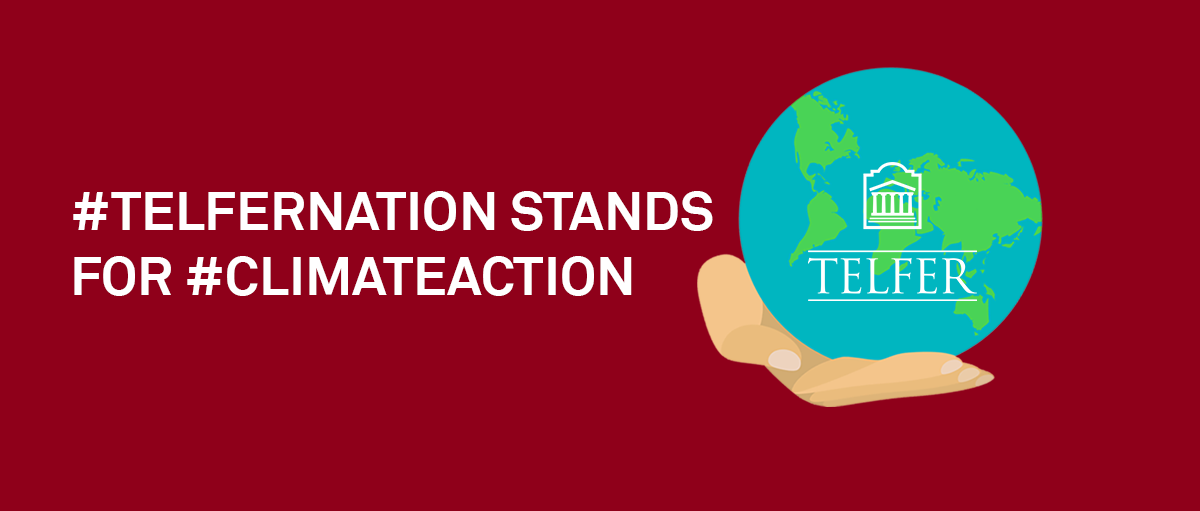##TelferNation Stands for #ClimateActionMarche Pour #ActionClimatique