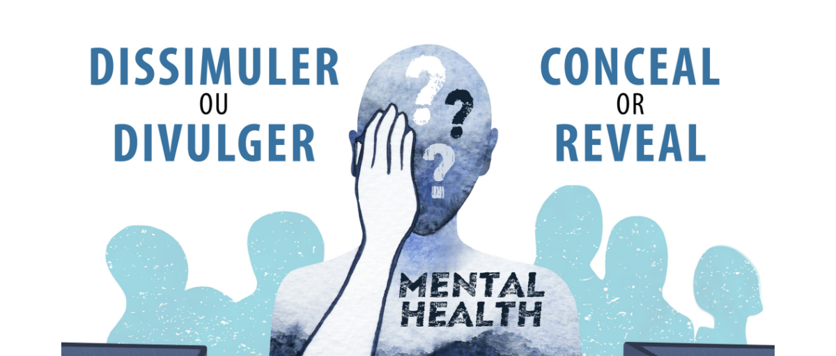 Telfer research aims to address mental health conversations in the workplace
