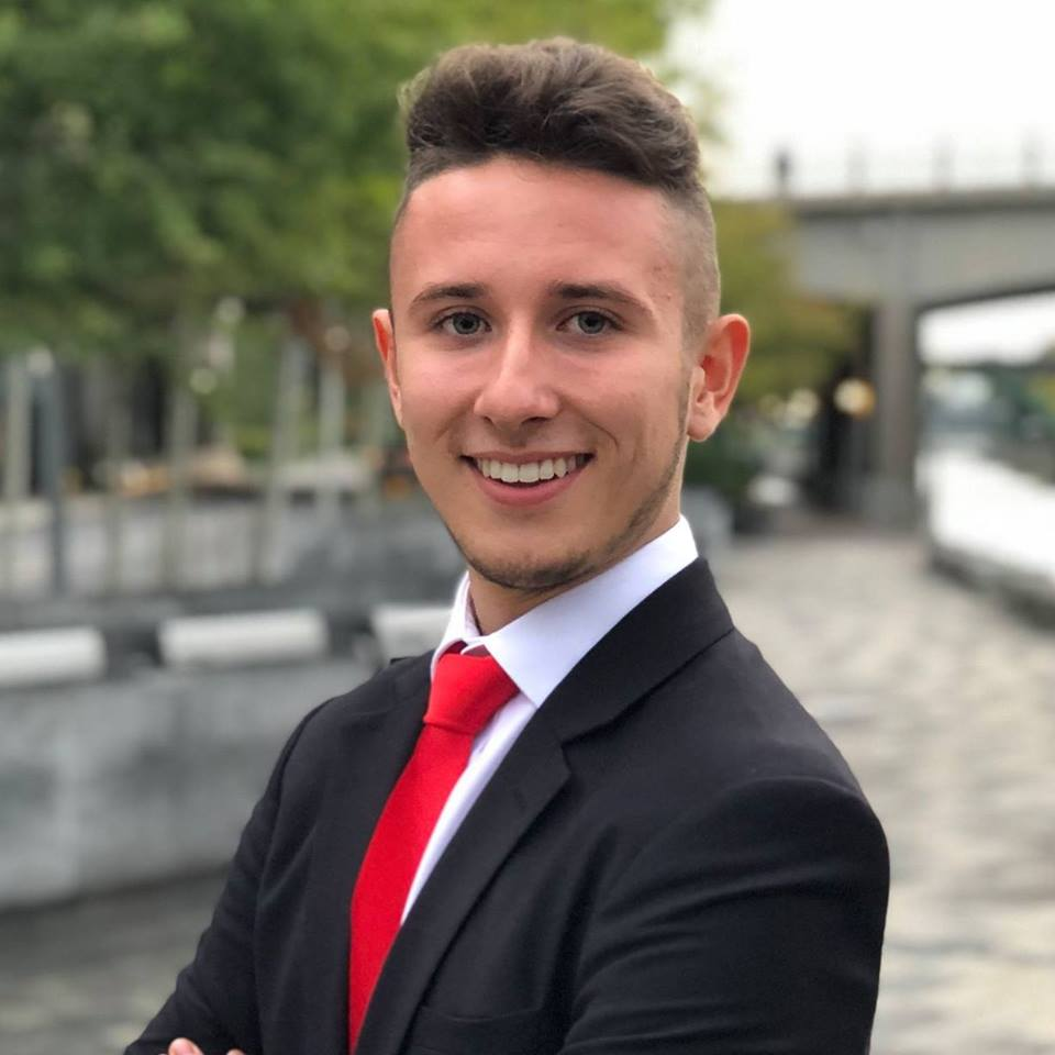 Futurs diplômés – Tristan Langlais