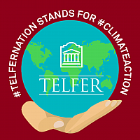 #TelferNation Stands for #ClimateAction