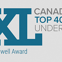 Two Telfer alumni featured in Canada's Top 40 Under 40
