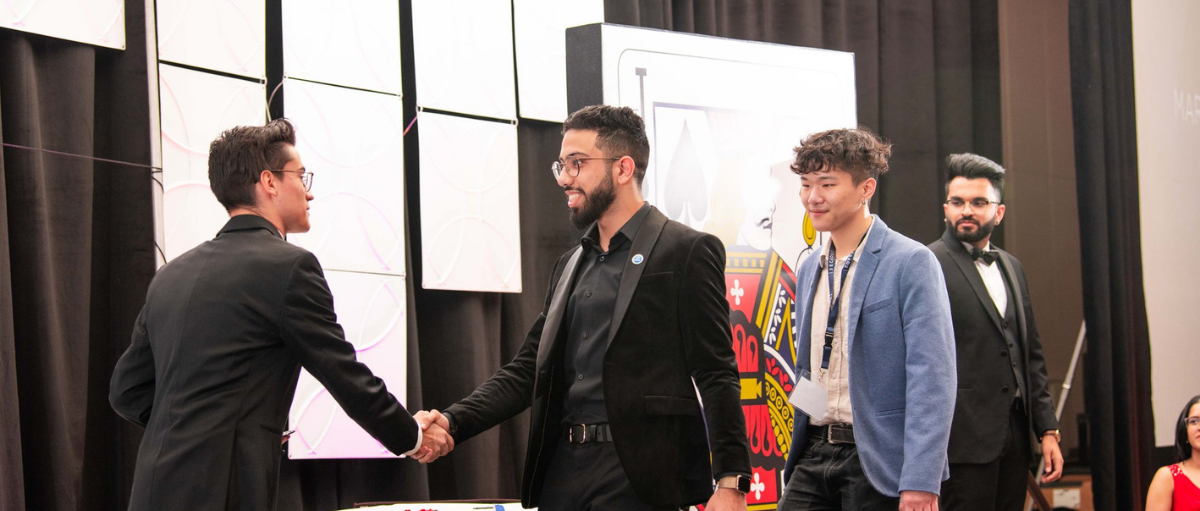 DECA uOttawa Wins First Place in Start-Up Pitch and Marketing Management
