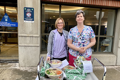 Freshii Westboro feeds Countless Frontline Hospital Workers in Ottawa