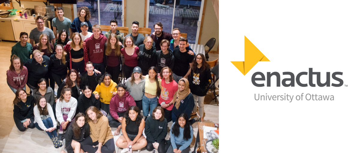 Enactus uOttawa Takes Home Three of the Four Titles at This Year's Virtual Regionals
