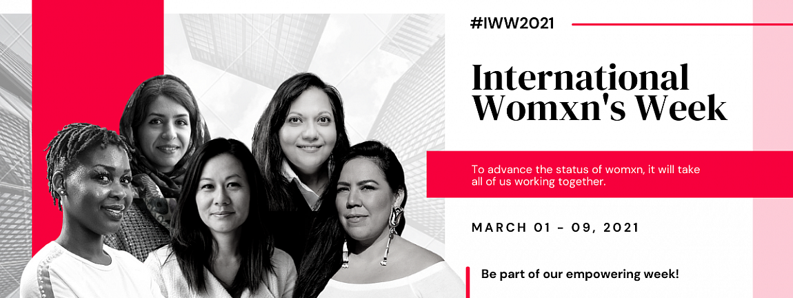 uOttawa International Womxn's Week 2021
