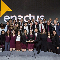 uOttawa does it again at the 2021 Enactus Canada Regional Exposition