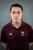 Male Gee-Gees athlete